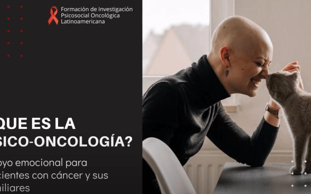 Video Educativo: ¿Qué es psico-oncología?