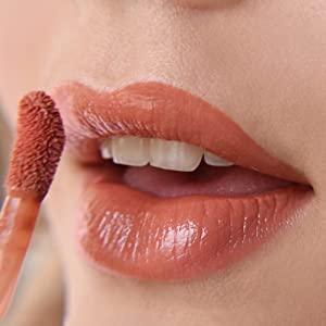 plumping lip gloss