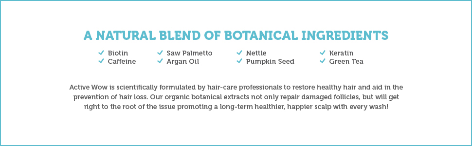 active wow hair restoration