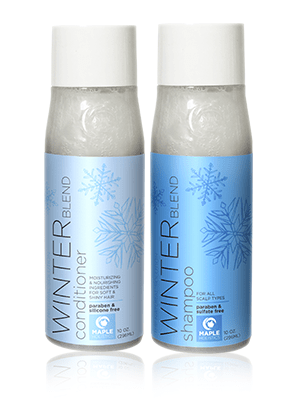 winter shampoo