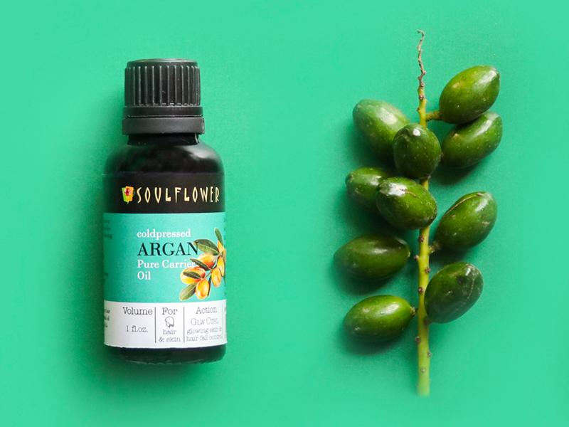 Soulflower Argan Oil