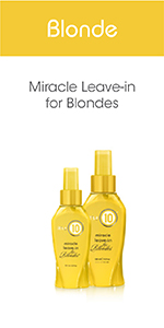 It's a 10 Miracle Leave-In Potion Plus Keratin