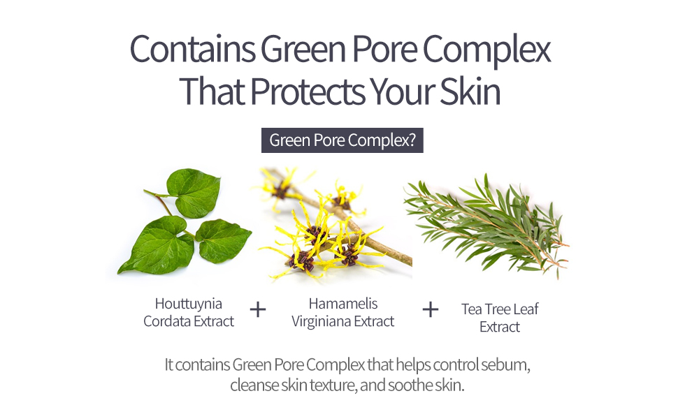 Green Pore Complex?