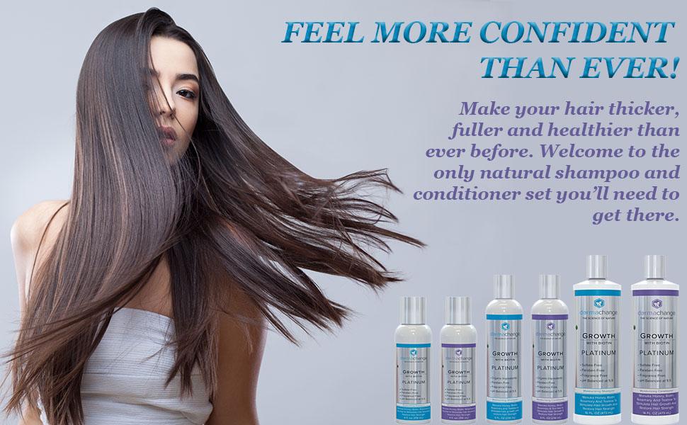 Platinum Shampoo and Conditioner Set