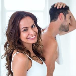Man & Woman with nice hair