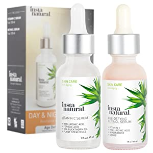 Day and Night Skin Duo, 2 pack, two pack