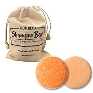 Fresh Citrus Shampoo & Conditioner Bars