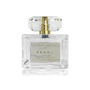 Element Edition Women's Perfume Spray Pearl Peach Rosewater skin Musk Calming Relaxing Fragrance