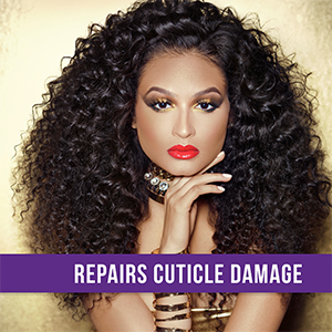 repairs cuticle damage