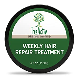 TreeActiv Weekly Hair Repair Treatment