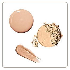 foundation brush for liquid powder and cream