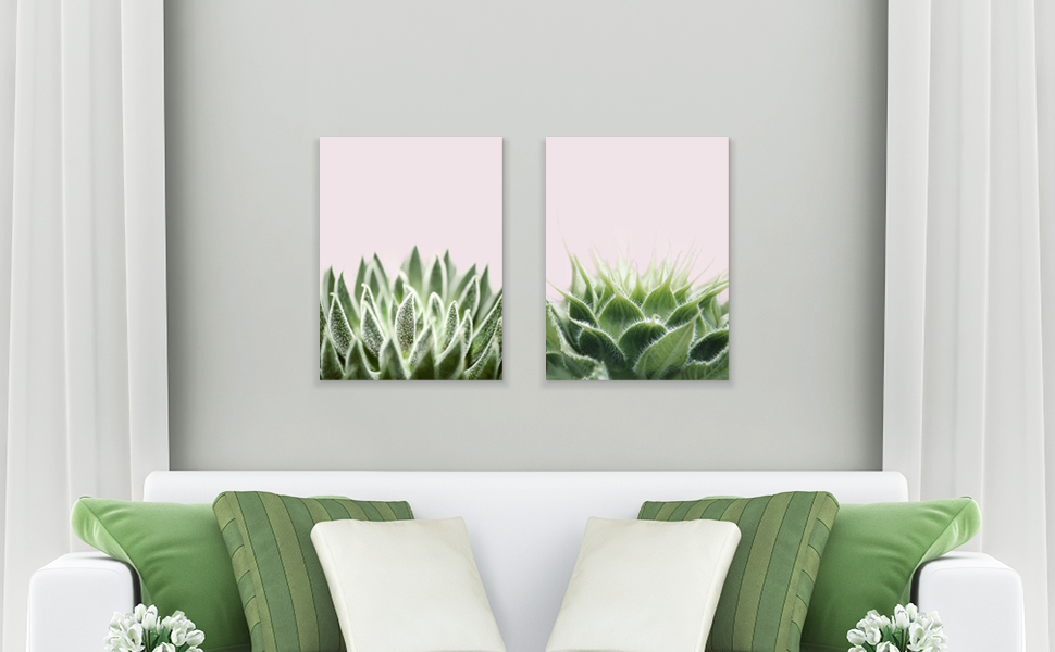 Botanical Canvas Wall Art