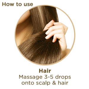 how to use hair
