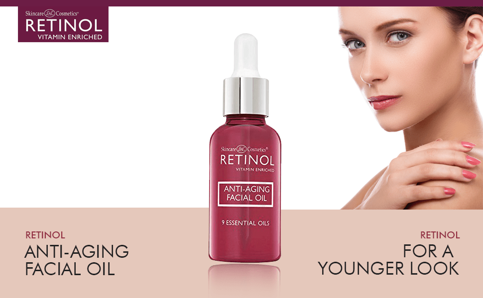 anti aging facial oil