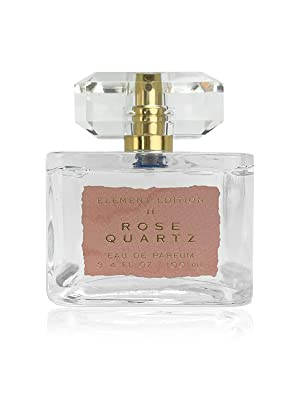 Elements Edition Rose Quartz Womens Perfume Spray body spray for women Pear Pink Freesia Womens gift