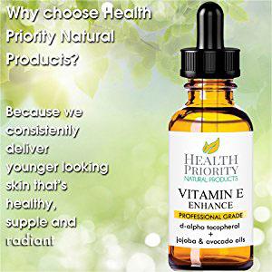 Vitamin E Oil Unscented Small