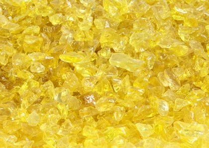 yellow-small-recycled-glass-fire-boulder-fire-pit-fireglass-fireplace