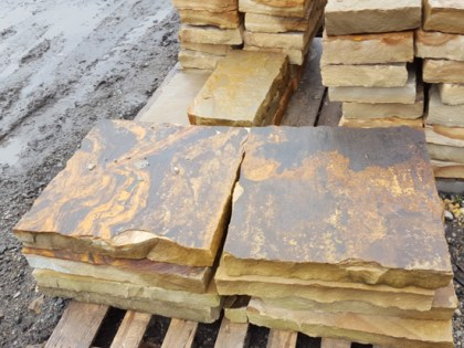 fireboulder-tennessee_24-inch_caps_24x24_natural_stone_walkway_stone_pillar_cap_napped_brown_tan-1