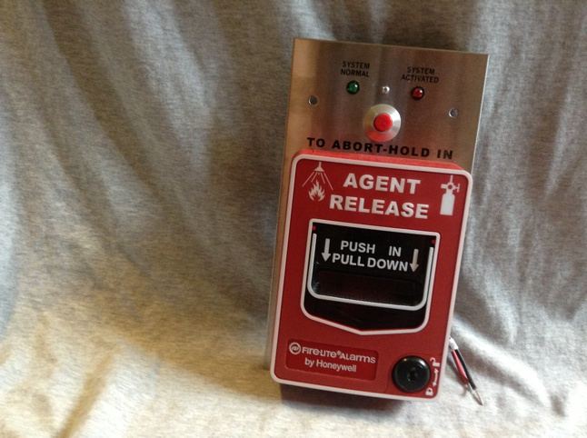 Alarm Panel Control Adt