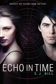 Echo In Time by CJ Hill {Release Day Blitz} Sign Up