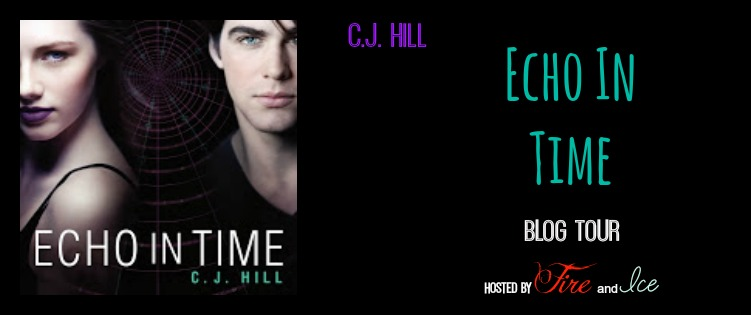 echo in time blog tour