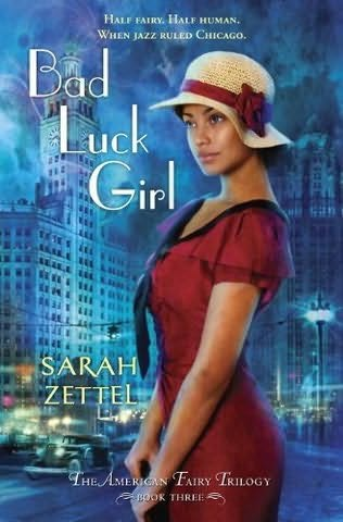 Blog Tour: Bad Luck Girl by Sarah Zettel