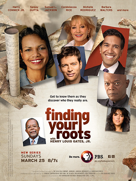 Finding Your Roots~ TV Series DVD Review