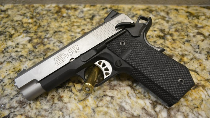 Springfield Armory EMP 4 | The Little 1911 That Could