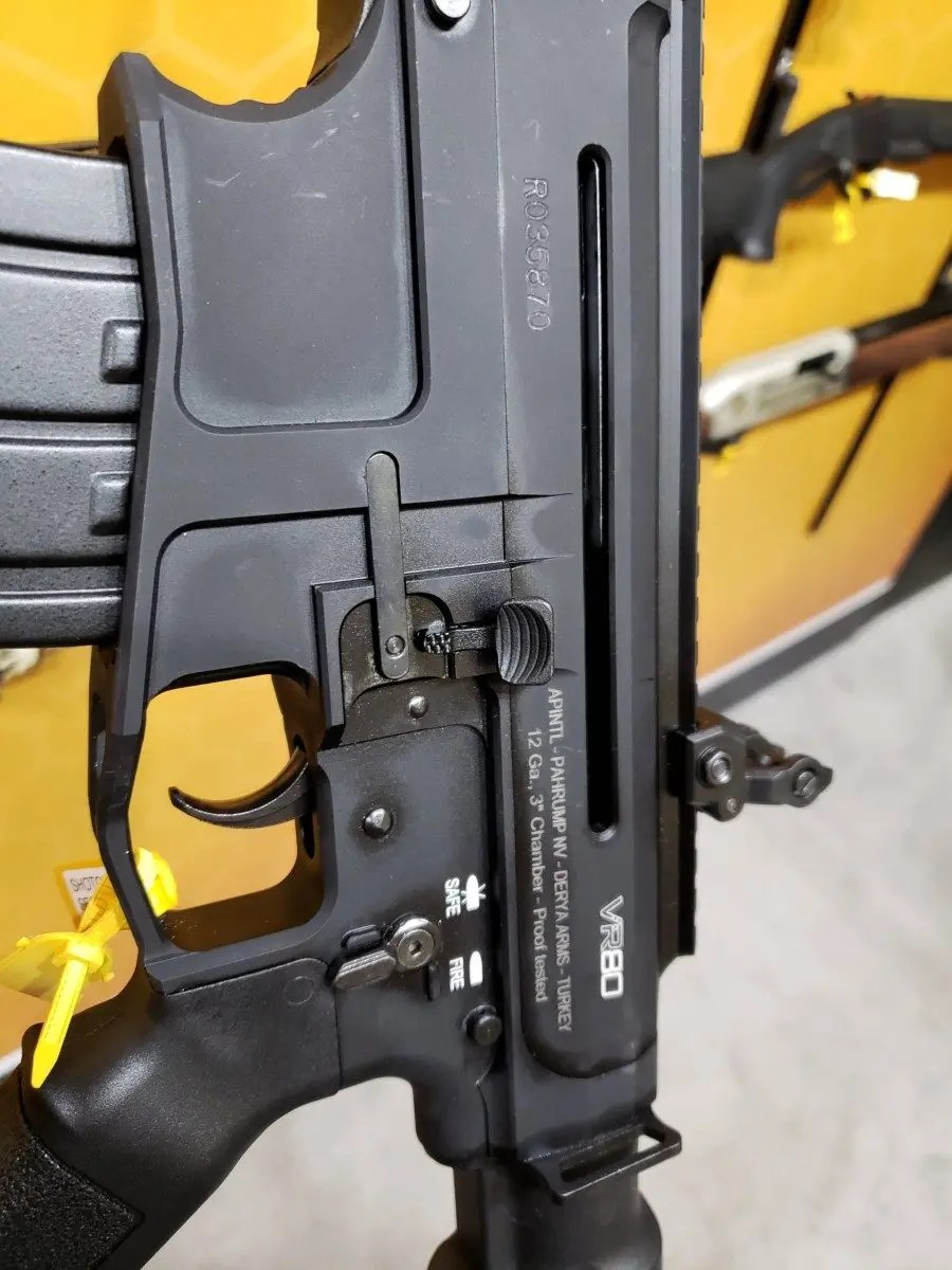 Rock Island Armory VR80 | SHOT Show 2019 | Firearm Rack