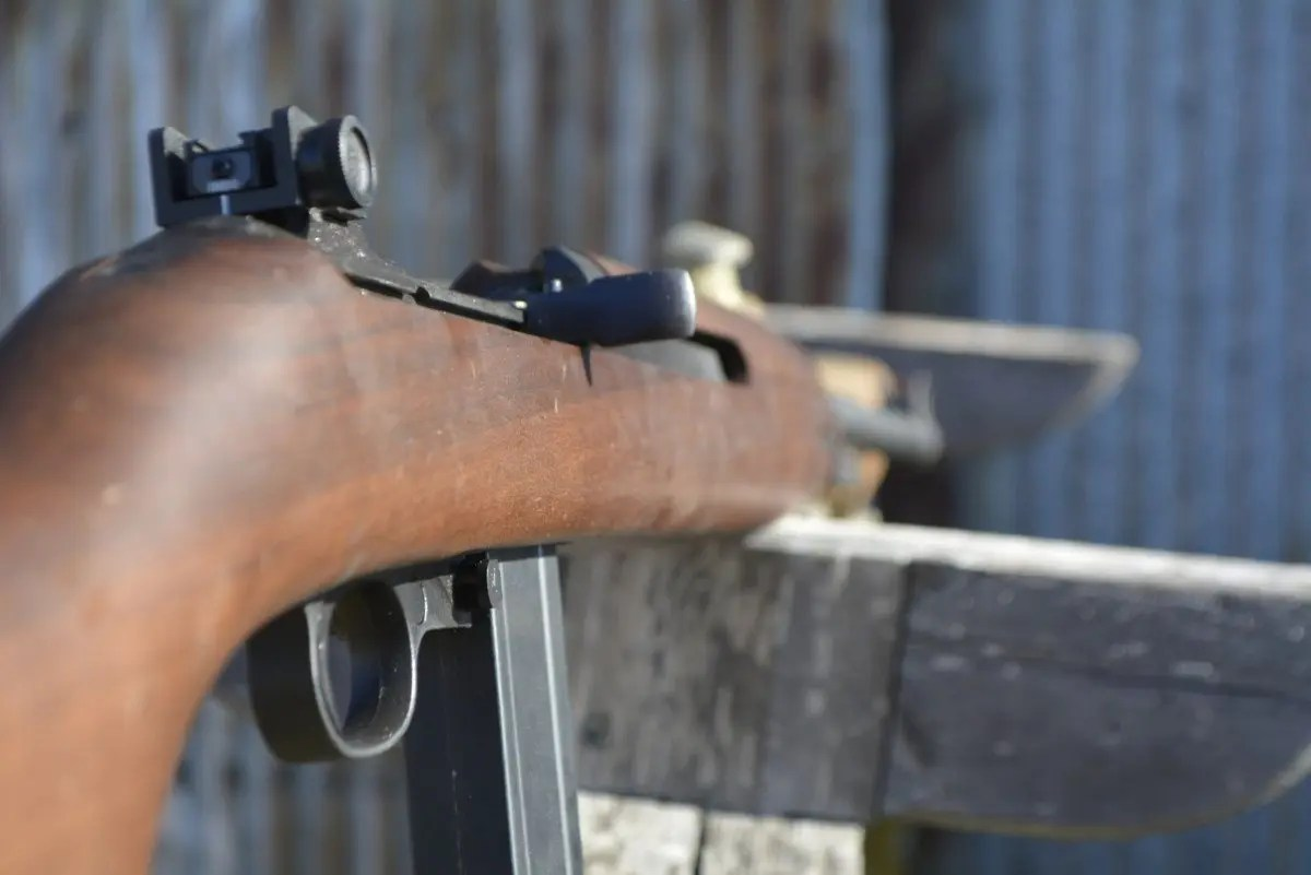 Inland M1 1945 Carbine Review | Not Your Grandpappy's