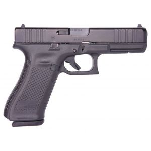 Glock 17 Gen 5 9mm 4.49-inch Barrel 10-Rounds Fixed Sights