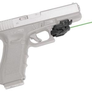 Crimson Trace CMR-206 Rail Master Universal Green Laser Sight