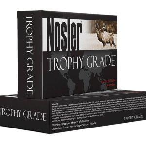 NOSLER TROPHY GRADE 9.3MMX62 MAUSER 250GR ACCUBOND 20 RDS PER BOX