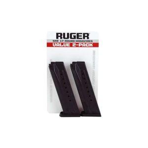Ruger SR9/SR9c/9E Magazine 9mm 17Rd Value 2-Pack