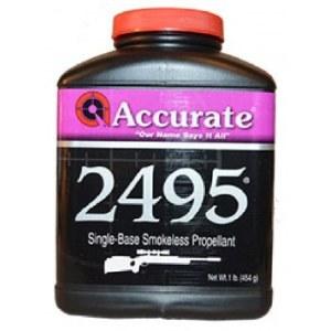 2495 1lb - Accurate Powder