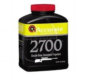 2700 1lb - Accurate Powder
