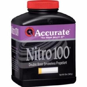 Accurate Powder Nitro 100 12oz