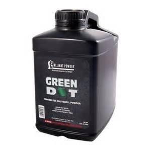 Green Dot 8lbs - Alliant Powder