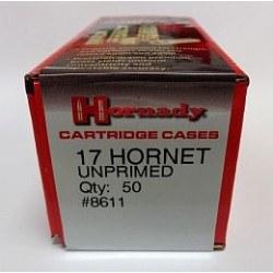 .17 Hornet - Hornady Cases