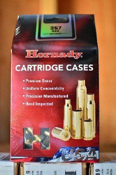 .357 Magnum - Hornady Cases