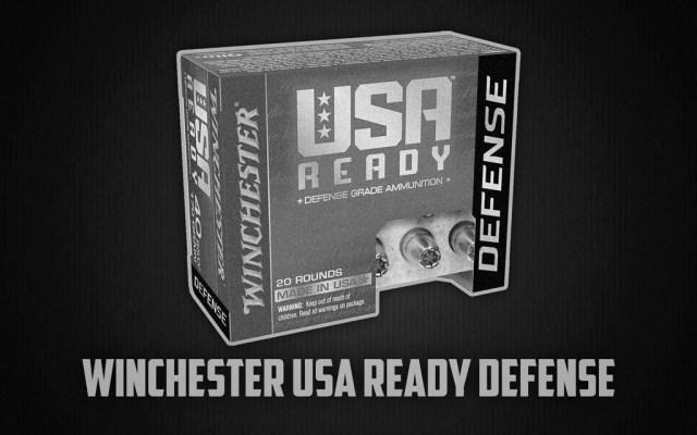 Winchester USA Ready Defense