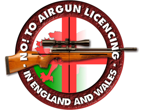 No to Airgun Licencing in England & Wales