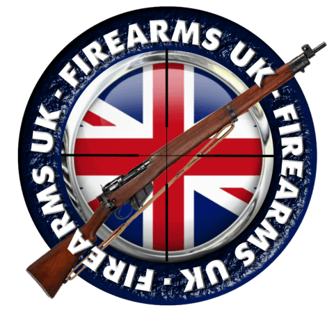 Updated Firearms UK Logo with Union Jack