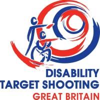 Disability Target Shooting Great Britain logo