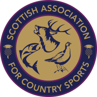 Scottish Association for Country Sports logo