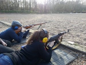 Brunel University Target Shooting Club