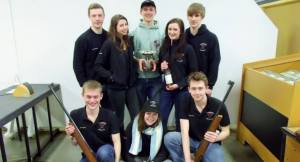 Cambridge University Target Rifle 1st Team