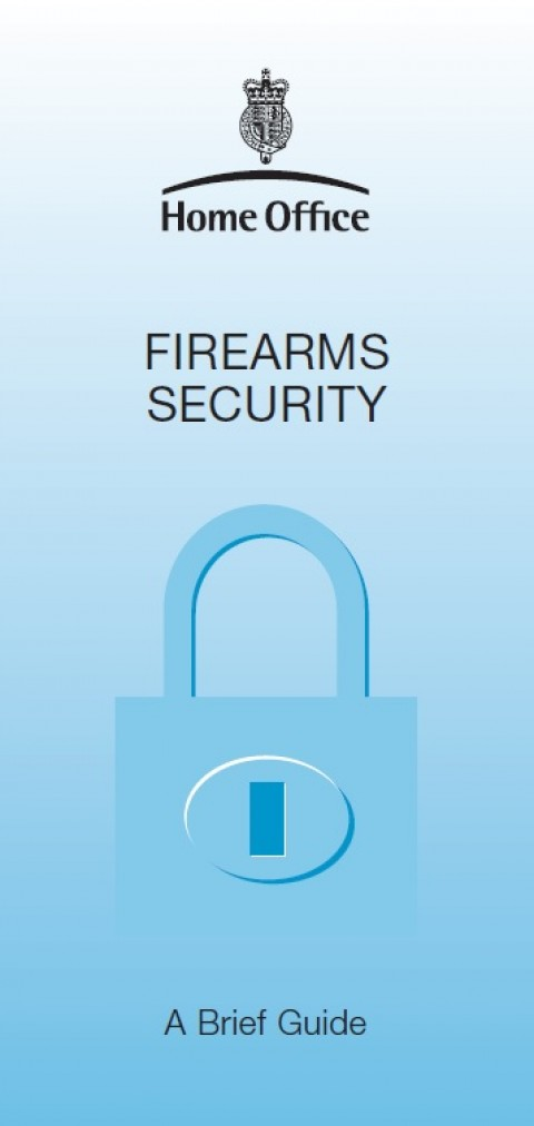 Firearms Security – A Brief Guide
