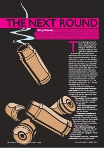 Police Product Insight, Issue 21 - The Next Round