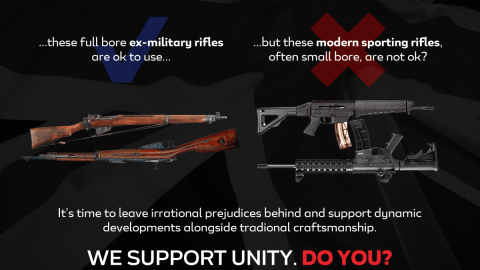 Firearms UK - Unity - Old vs New